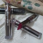 LAKME ABSOLUTE SCULPT MATTE LIPSTICKS – SWATCHES & REVIEW