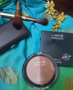 lakme absolute sunkissed bronzer review
