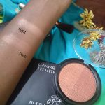 LAKME ABSOLUTE – BRONZER AND HIGHLIGHTER – SWATCHES & REVIEW