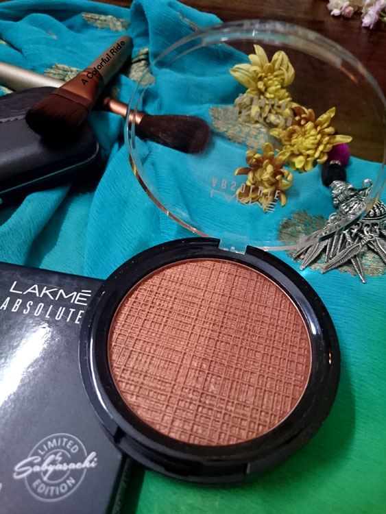 how to use lakme absolute moonlit highlighter