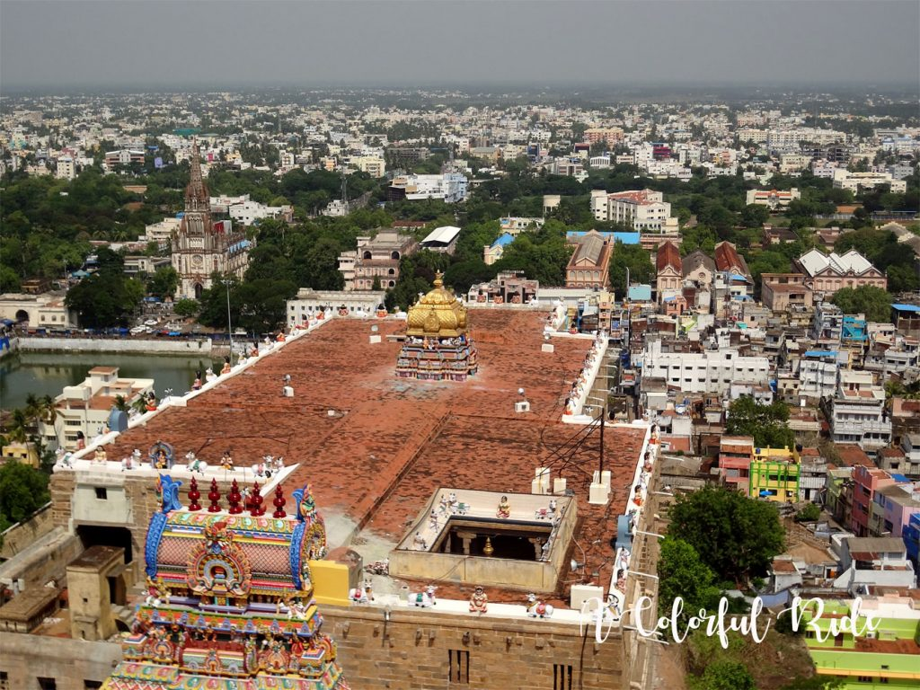 rock fort temple Trichy photos