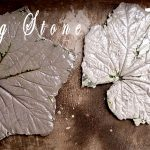 DIY – GARDEN STEPPING STONES