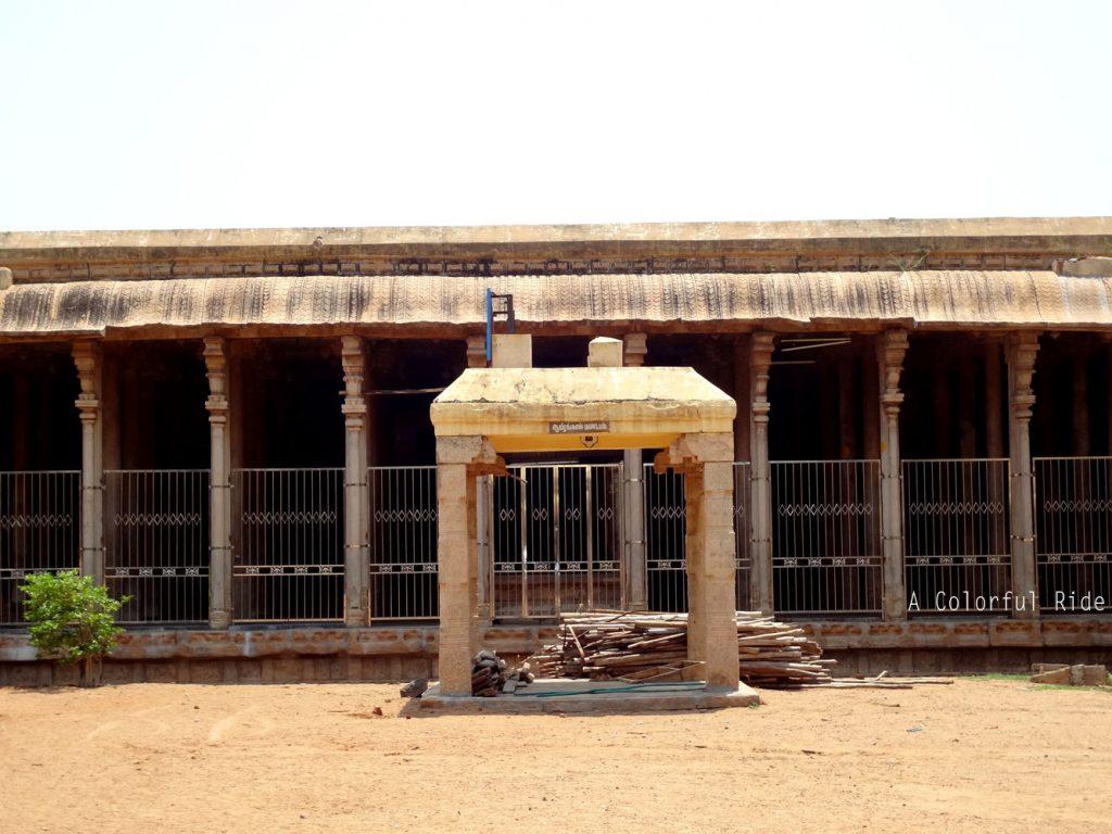 how to visit srirangam temple