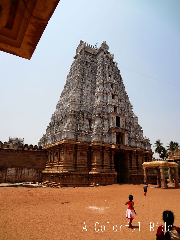 trichy places to visit