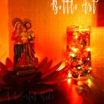 DIY – BOTTLE ART – GIVE A NEW LIFE TO IT!
