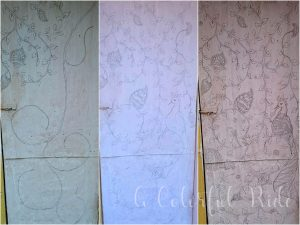 kalamkari paintings how to do