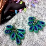 QUILLED EARRINGS – AFFORDABLY PRECIOUS