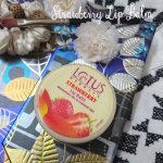 LOTUS HERBALS STRAWBERRY LIP BALM – REVIEW