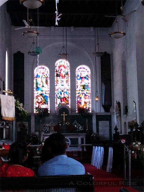 st mary's church pune
