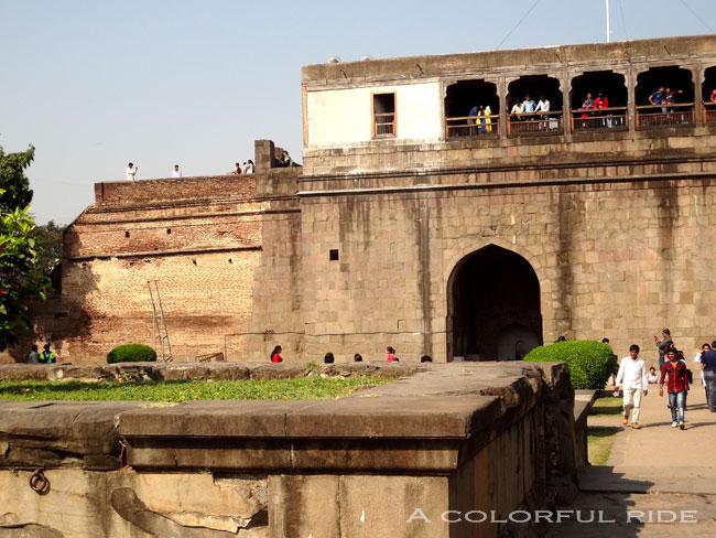 shaniwar wada location in pune