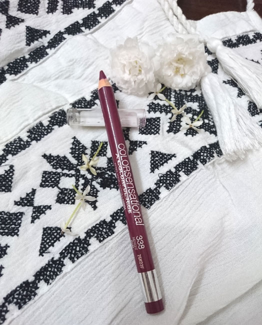 Maybelline Color Sensational Shaping Lip Liner Review