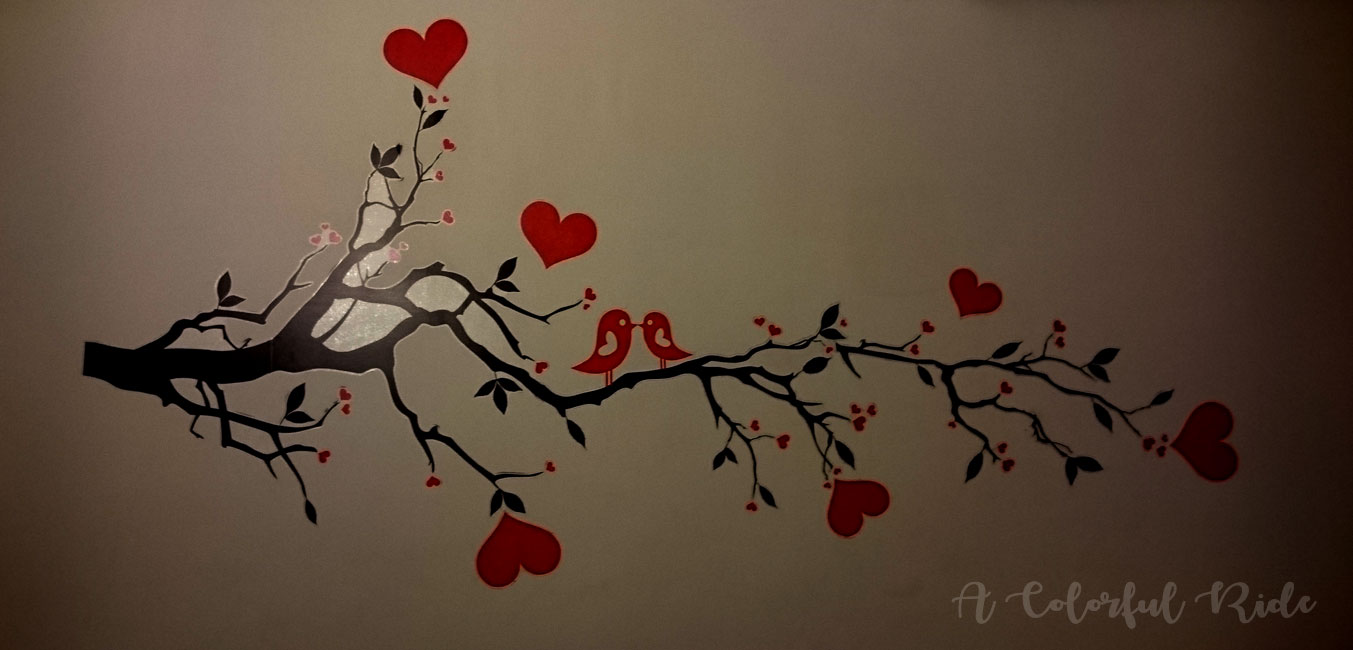 vinyl wall decals how to apply