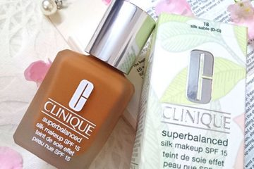 Clinique Superbalanced Silk Makeup SPF 15 Foundation – 18 Silk Sable - Review
