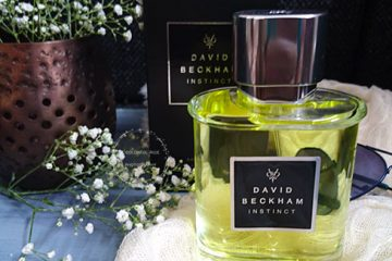 Cologne - David Beckham Instinct EDT review