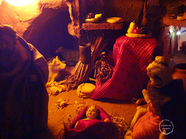 christmas crib, manger scene, how to make christmas crib