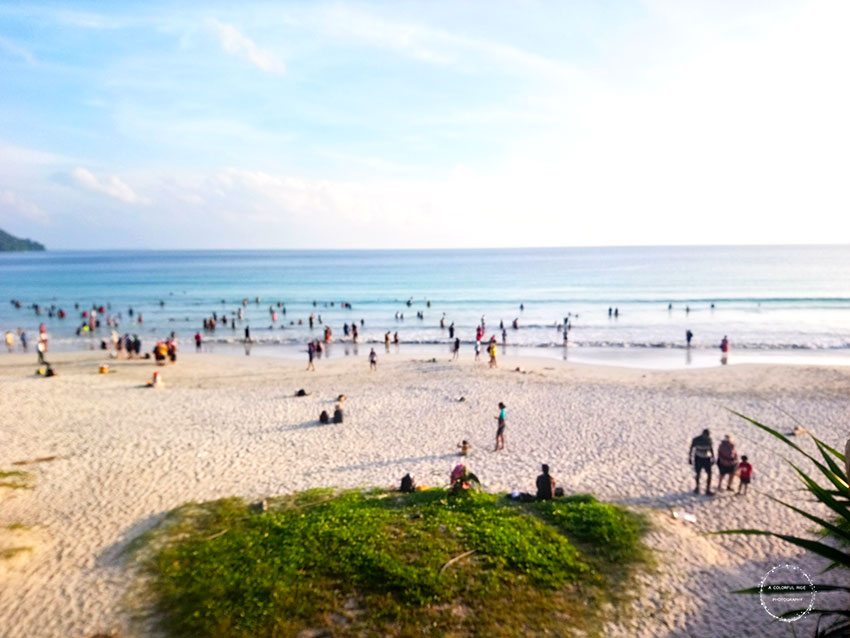 radhanagar beach in Andaman