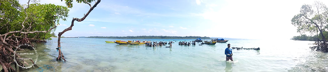 scuba diving places in andaman