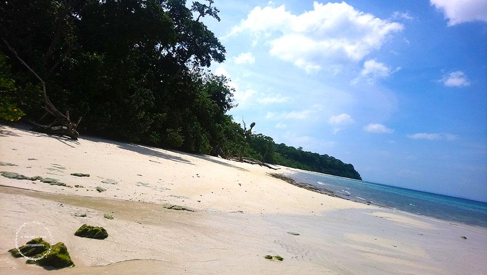 snorkeling at andaman islands
