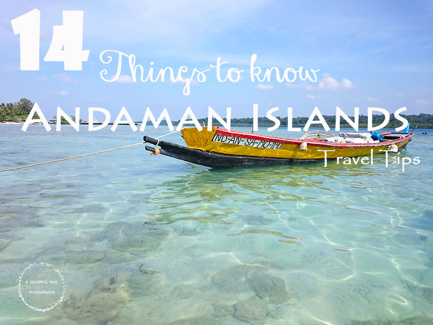 andaman travel tips