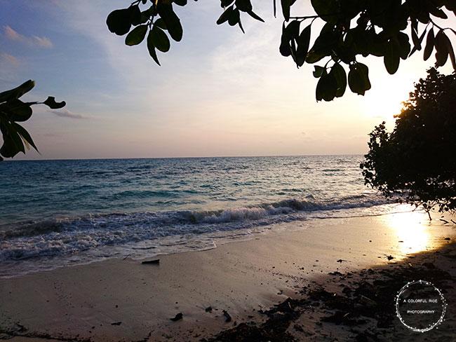 kalapathar beach havelock island sunrise