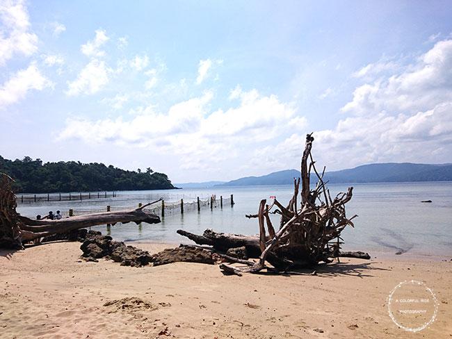munda pahar beach Andaman
