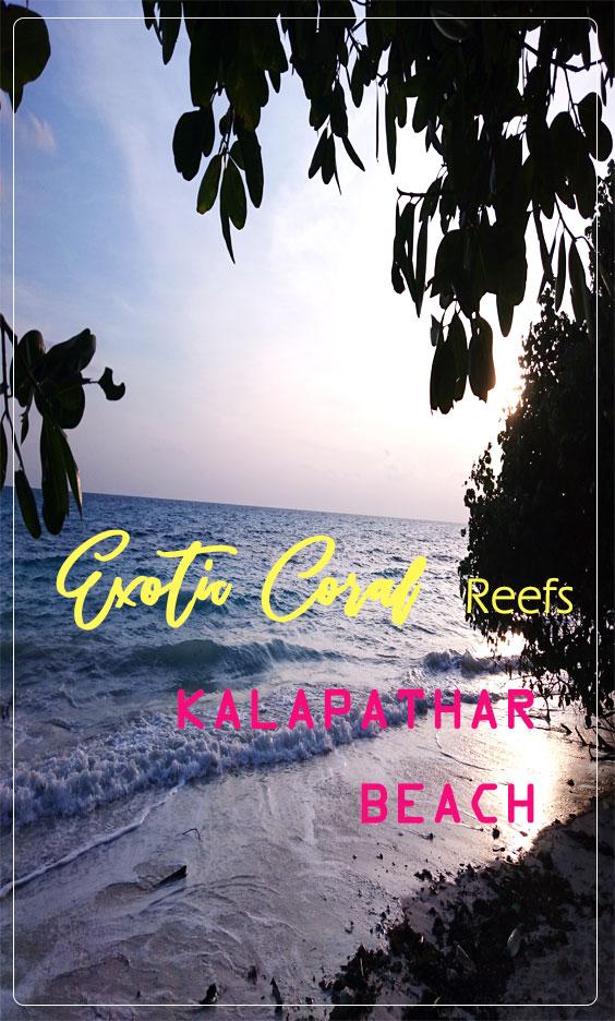 Kalapathar beach andaman
