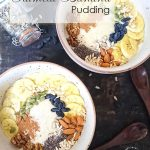 OATMEAL BANANA PUDDING – CREAMY & DELICIOUS!!