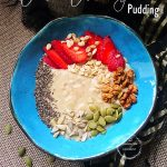 OATMEAL STRAWBERRY PUDDING | OATS RECIPE