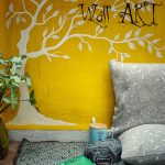 DECORATING SMALL SPACES – WALL MURAL ART