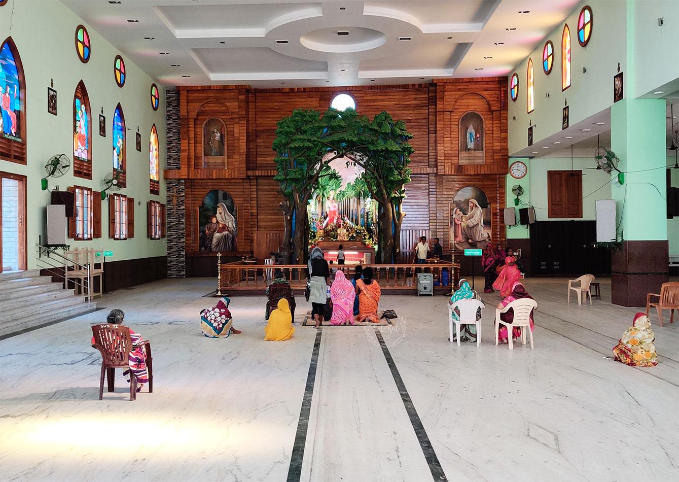 alanthalai sacred heart church