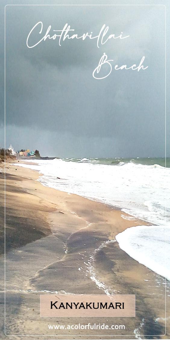 chothavilai beach