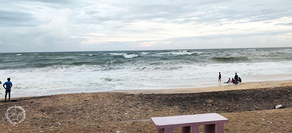 kanyakumari to sothavilai beach distance