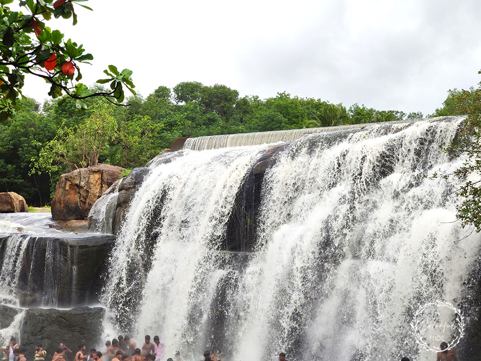thirparappu falls kanyakumari