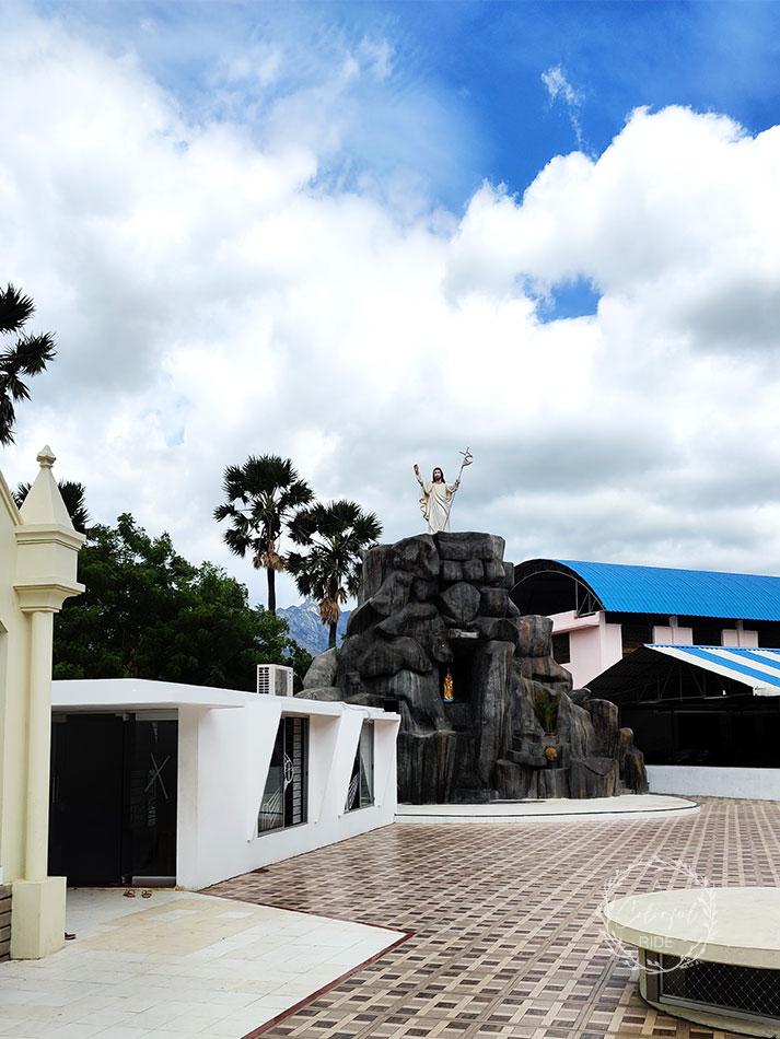 kavalkinaru church