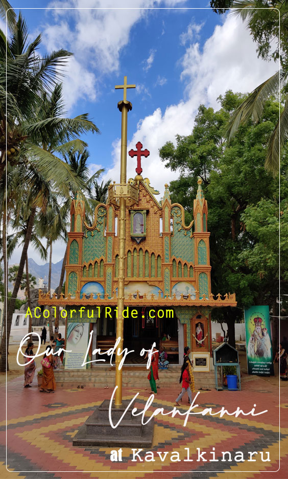 punniyavalanpuram matha church