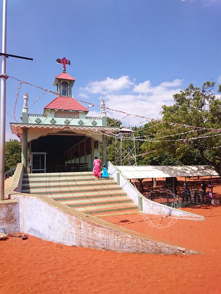 Athisaya Manal Matha church