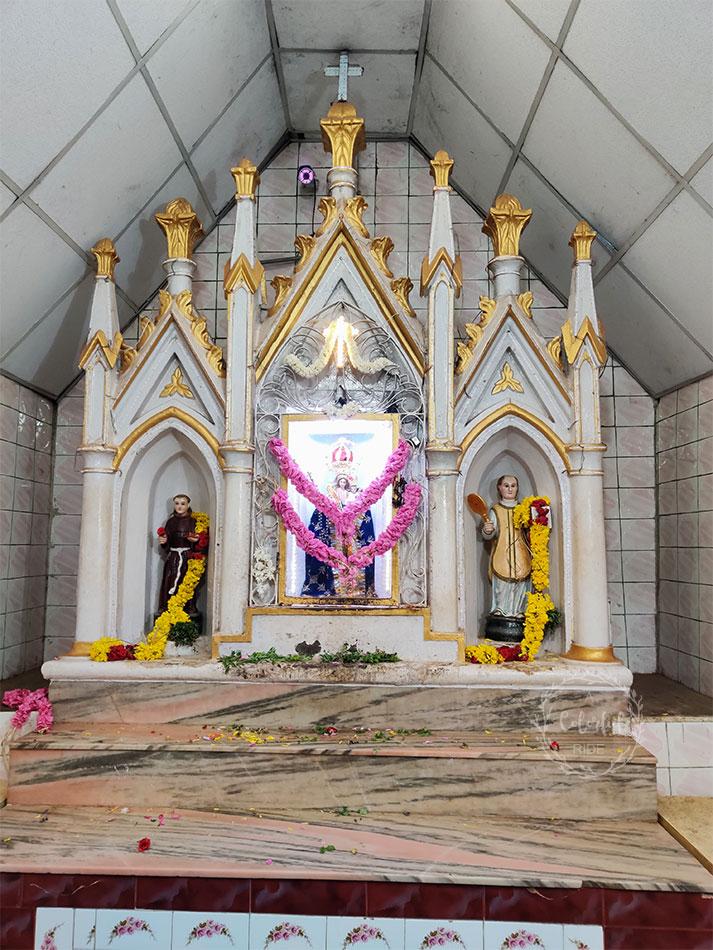 Athisaya Manal Matha shrine