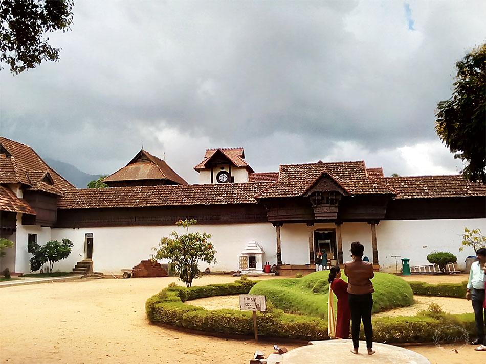 padmanabhapuram palace images