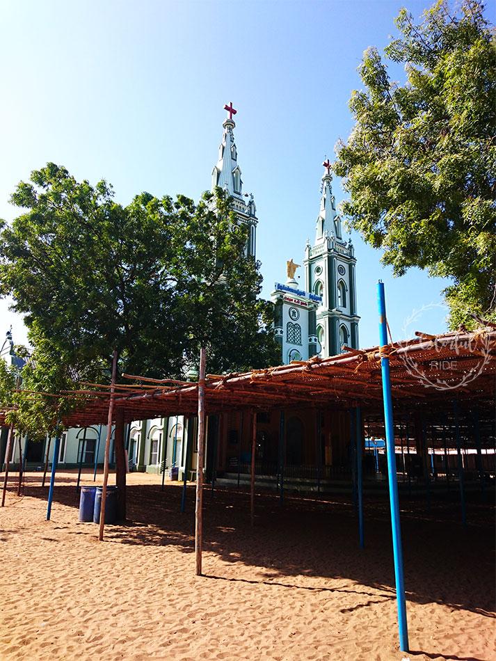 ThiruKalyana Matha Shrine