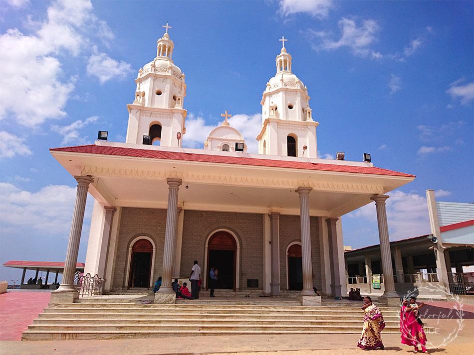 uvari st antony's church