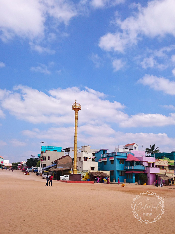 uvari beach in Tirunelveli