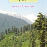 KASHMIR, THE CROWN JEWEL OF INDIA!!
