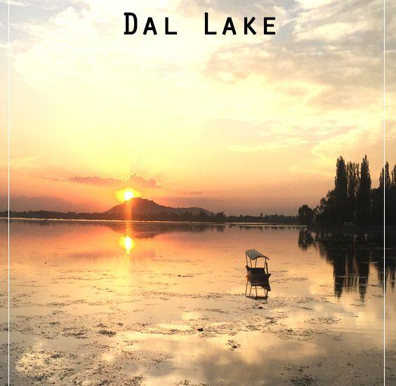 DAL LAKE – THE CROWNING BEAUTY OF SRINAGAR!!