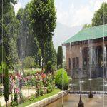 MUGHAL GARDEN IN SRINAGAR – SHALIMAR BAGH