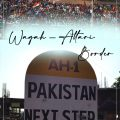 WAGAH – ATTARI BORDER – A MOMENT OF PATRIOTIC FERVOR!!